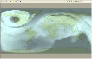 DXAtlas Image showing propagation