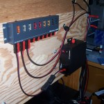 12 volt dist and power supply