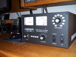 Ameritron ALS-1306 as it sits on my operating position