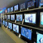 Non Plasma TV